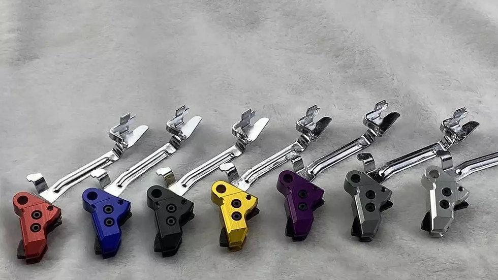 Glock gen 3-4 43,43x flat faced trigger