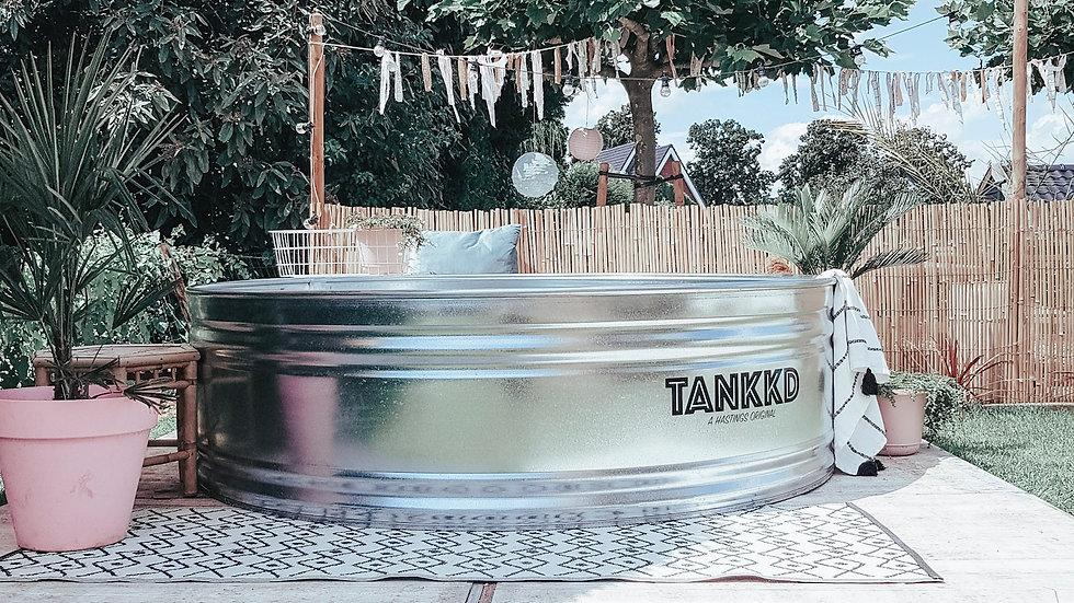Round Stock Tank 183x61cm