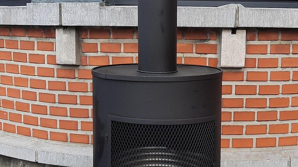 Houtkachel Burn 2400L