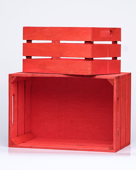Träback röd