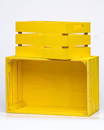 Träback gul