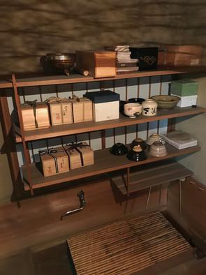 Tea Storage Room