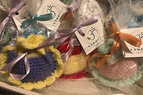 Hand crafted Lavender Pouches