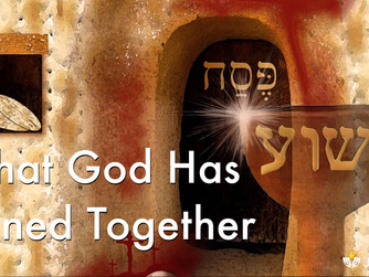 """""""What God Has Joined Together"""""""