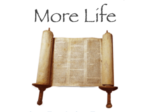 More Torah More Life - by Dwight Pryor