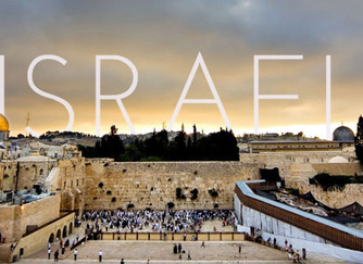 Why Israel? Tools to Help You Answer the Question