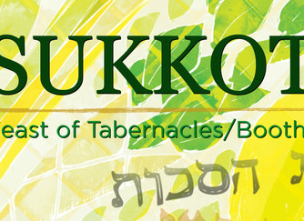 SUKKOT: Seven Meditations on the Biblical Feast of Tabernacles