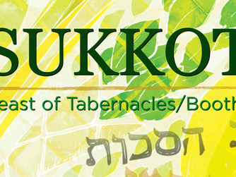 SUKKOT: Seven Meditations on the Biblical Feast of Tabernacles