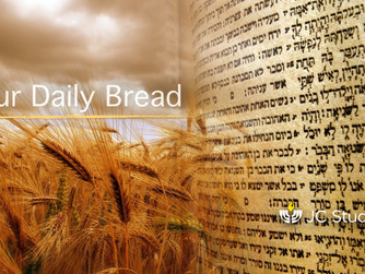 """Our Daily Bread"" (Part 3 of 4)"