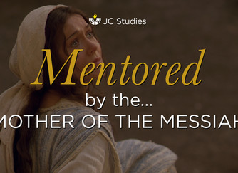 Mary's Journey from Mother to Disciple