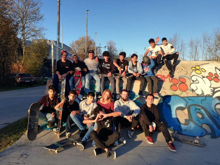 Day trip Skatepark Wörgl