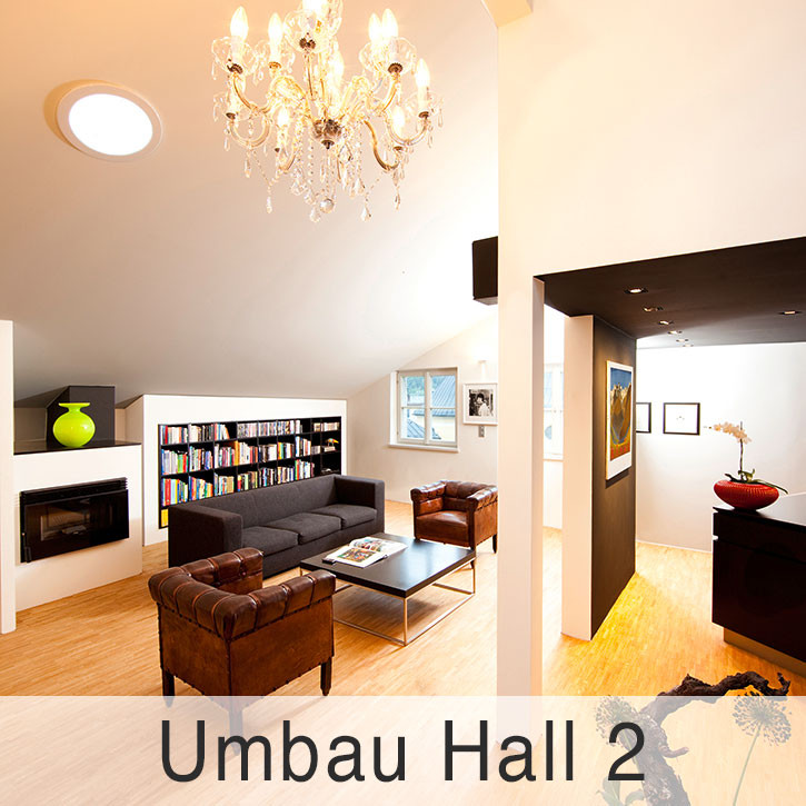 Umbau in Hall in Tirol 2