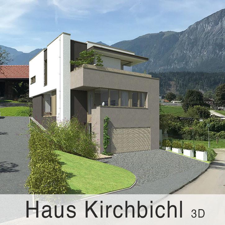 Einfamilienhaus in Kirchbichl