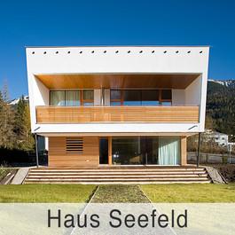 Einfamilienhaus in Seefeld