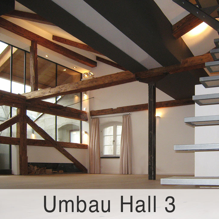 Umbau in Hall in Tirol 3