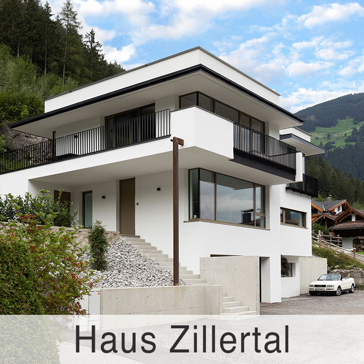 Mehrfamilienhaus im Zillertal