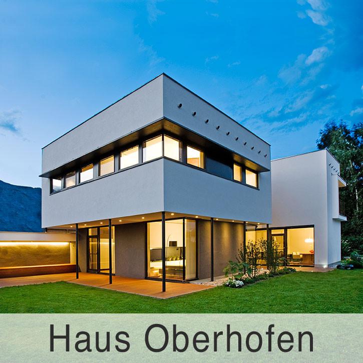 Einfamilienhaus in Oberhofen