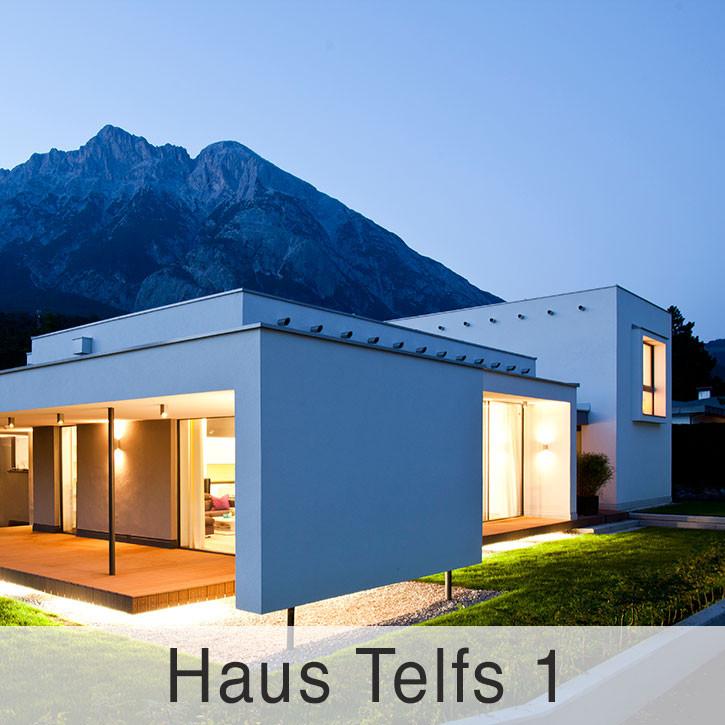 Einfamilienhaus in Telfs 1