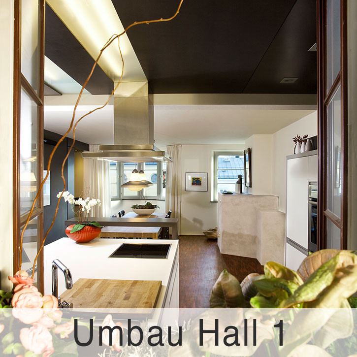 Umbau in Hall in Tirol 1
