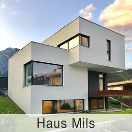 Einfamilienhaus in Mils