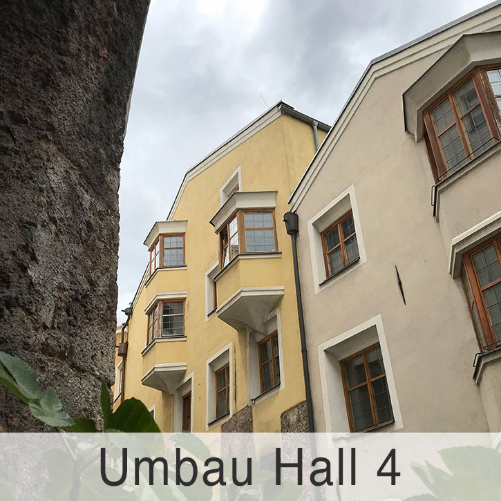 Umbau in Hall in Tirol 4