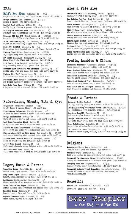 Palmyra Beer List 1.20.2020 Front.jpg