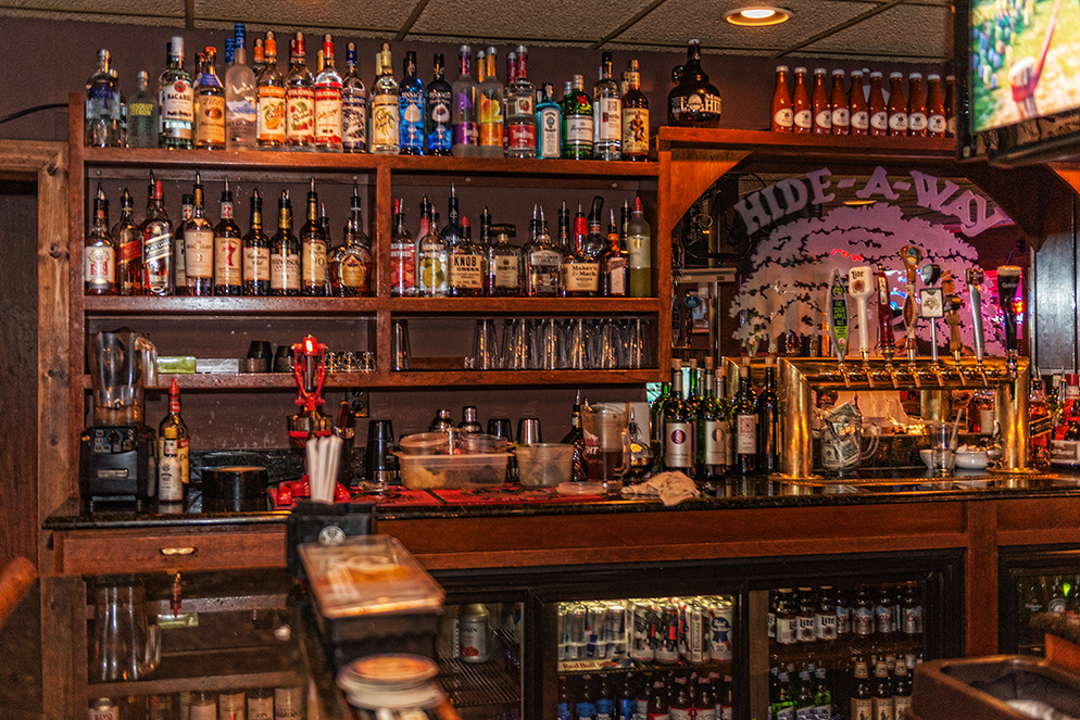 Back Bar 2