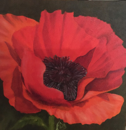 New Artwork Title   Red Poppy_1