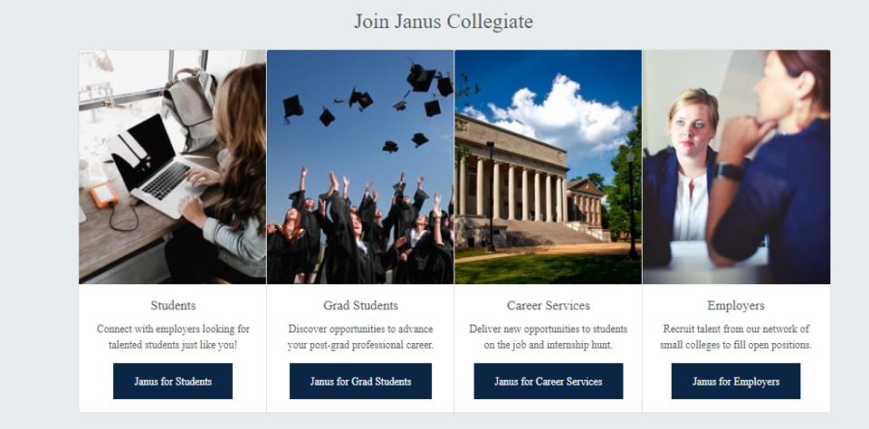 Join Janus Collegiate