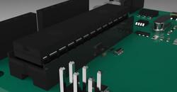 Arduino IC closeup