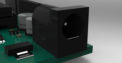 Arduino power port