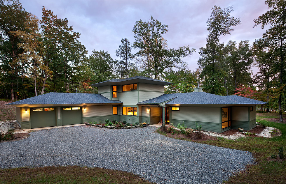 Custom Home Builder in Virginia