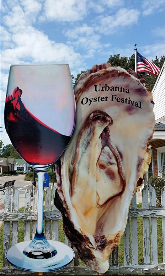 Wineries at the Urbanna Oyster Festival