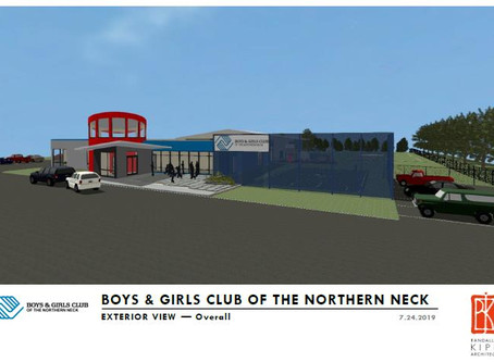 Progress Post: Boys & Girls Club of the Northern Neck