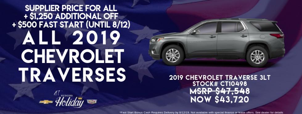 New Chevrolet in Virginia