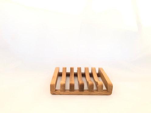 KOHA Beauty Bamboo Soap Dish