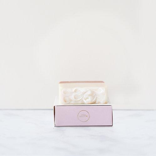 Pink Clay, Rose Geranium & Sweet Orange Soap