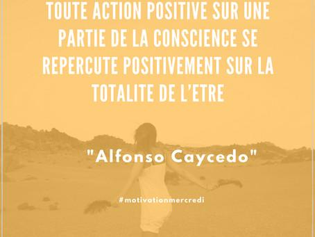 L'action positive: un des trois principes de la sophrologie caycédienne