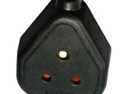 15 amp Single Outlet Trailing Socket - Duraplug