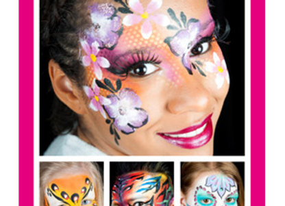 Grimas Face Painting Booklet