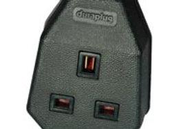 13 amp Single Trailing Socket - Permaplug