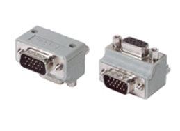 VGA Low Profile Right Angle Adaptor