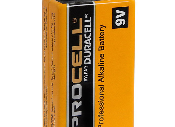 PP3 9V Industrial by Duracell (10 pack)
