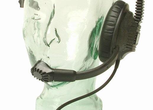 Tecpro SMH210 Single Muff Headset