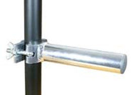 T57310 - 250mm Boom Arm Polished -  Doughty