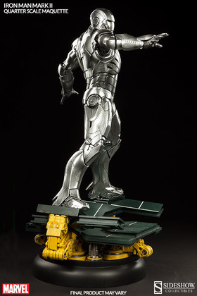 Iron Man Mark II (Sideshow) | WonilSongArt