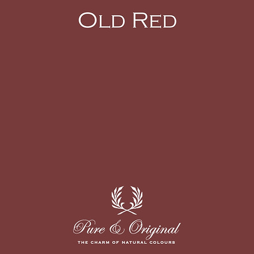 Old Red Lacquer