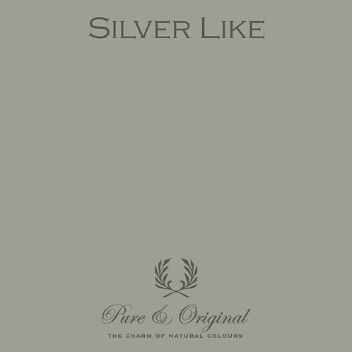 Silver Like Lacquer