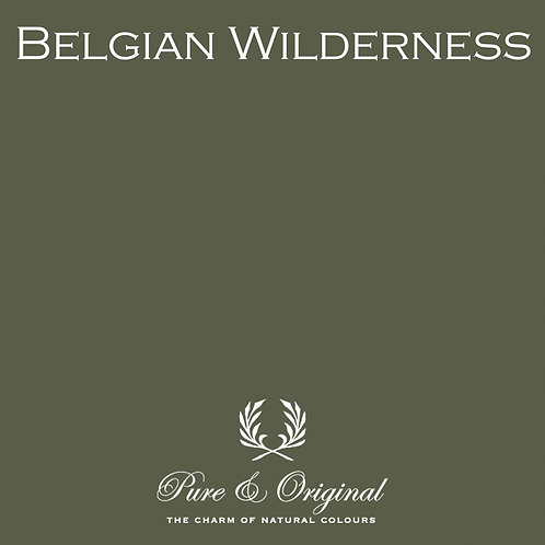 Belgian Wilderness Lacquer