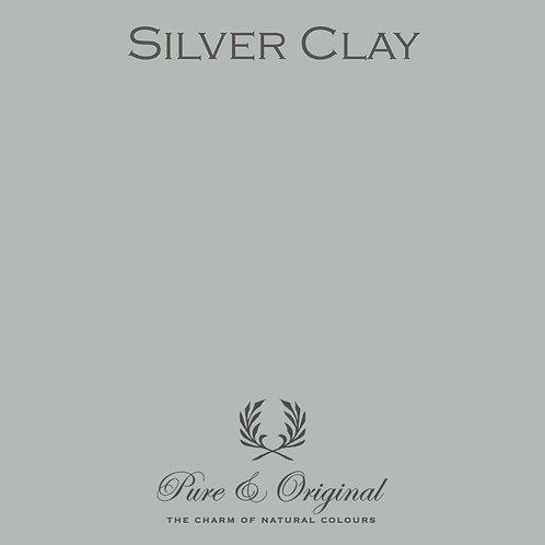 Silver Clay Carazzo
